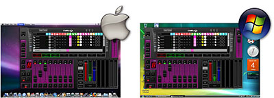Cuelux Lighting Software PC & Mac