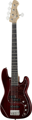 Harley Benton PJ-5 HTR Deluxe Series