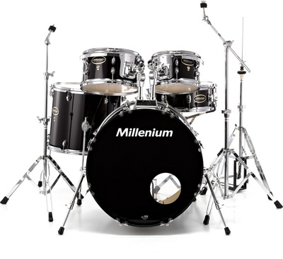 Millenium Hyper Pro Drum Set BK