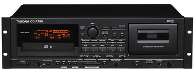Tascam CD-A750