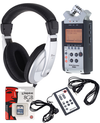 Zoom H-4N Remote Bundle