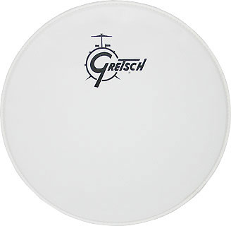 "Gretsch 18"" Bass Drum Reso Head WH"