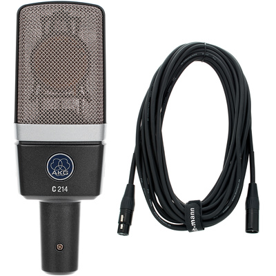 AKG C214 Bundle