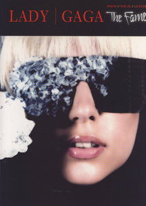 Wise Publications Lady GaGa The Fame