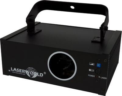 Laserworld EL-200 RGY 200mW