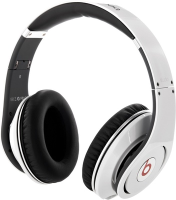 Beats By Dr. Dre Beats Studio White