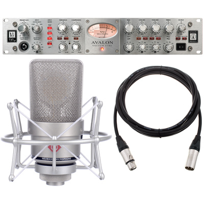Avalon VT-737SP Neumann TLM 103 Set