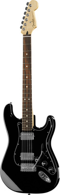 Fender Blacktop Stratocaster HH RW BK
