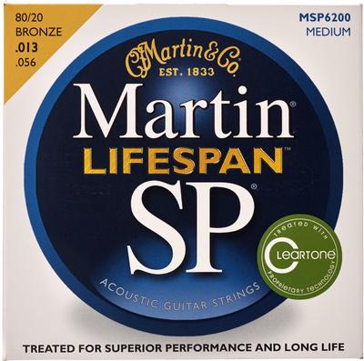Martin Guitars SP Lifespan MSP 6200