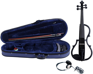 Gewa Line Electric Violin BK