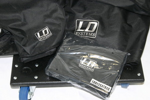 LD Systems Dave 10 G2 Cover Set