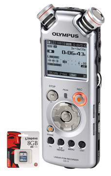 Olympus LS-11 Bundle