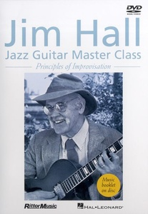 Hal Leonard Jim Hall: Jazz-Guitar Master