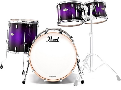 Pearl MCX Fusion Set Purple Sparkle