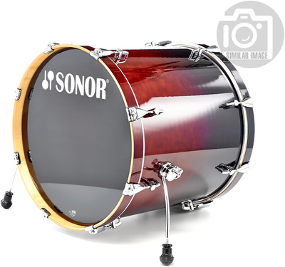 "Sonor 22""x20"" BD Essential BrownFade"