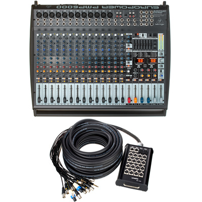 Behringer PMP 6000 Bundle