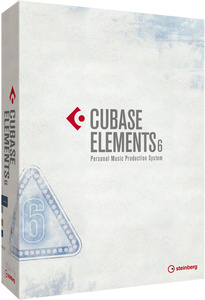 Steinberg Cubase Elements 6 Edu