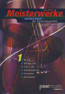 Peermusic Meisterwerke aus Pop & Klassik