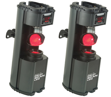 American DJ Revo Scan LED Bundle