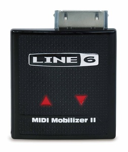 Line6 MIDI Mobilizer II New
