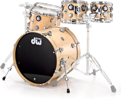 DW Lacquer Custom Studio -Natural