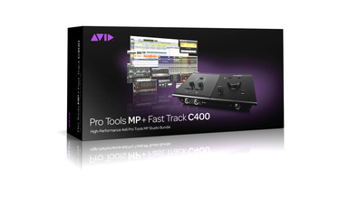 M-Audio Fast Track C400 + ProTools MP