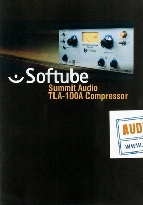 Softube TLA-100A Audio Kompressor Plug-In
