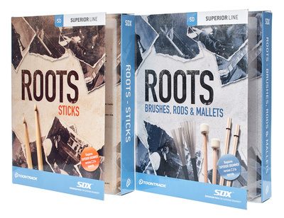 Toontrack Roots SDX Bundle