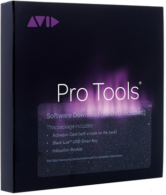 Avid Pro Tools 10 Crossgrade LE