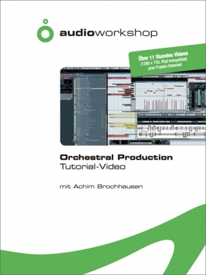 Audio Workshop Orchestral Production Tut. DVD