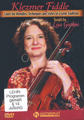 Homespun Lisa Gutkin| Klezmer Fiddle