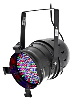 Stairville LED Par64 MKII RGBW 10mm black