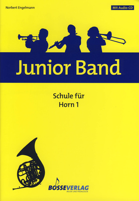 Bosse Verlag Junior Schule Horn 1