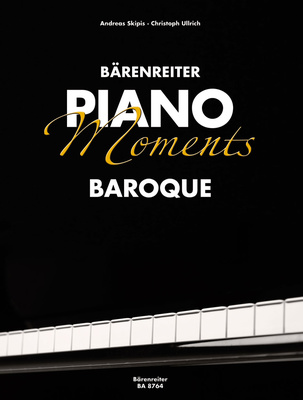 Bärenreiter Piano Moments Baroque