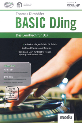 Modu Publishing Basic DJing
