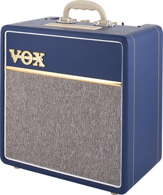 Vox AC4 Blue
