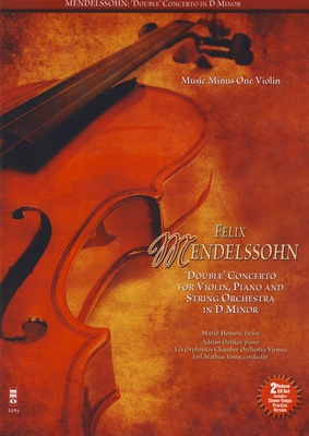 Music Minus One F.Mendelssohn Double Concerto