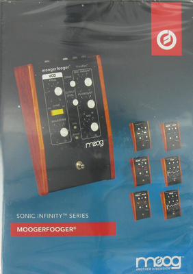 Moog Training Video Moogerfooger