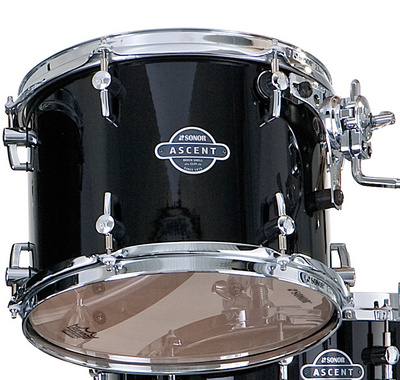"Sonor 08""x07"" TT Ascent Piano Black"