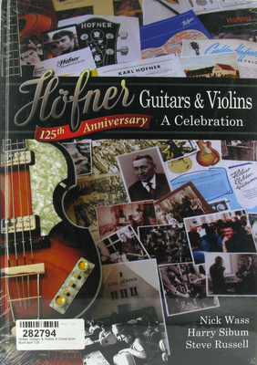 Hfner Guitars & Violins