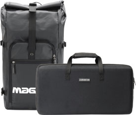 Magma Rolltop Backpack CTRL Set Ergo