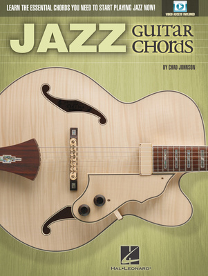Hal Leonard Chad Johnson| Jazz Guitar