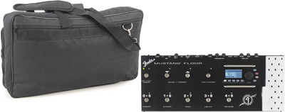 Fender Mustang Floor Bundle