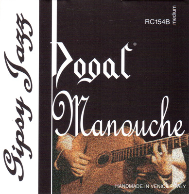 Dogal Manouche Gypsy Jazz RC154B