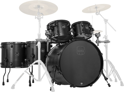 Mapex Meridian Black - The Raven