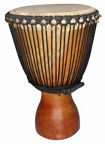 Terre 519 Djembe Africa Monsterbass